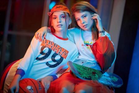 GUFO KIDS в fashion - съемке для PARADIZ