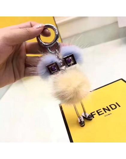 Брелок робот Fendi Gufo