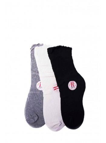 Носки с кружевным верхом Gufo