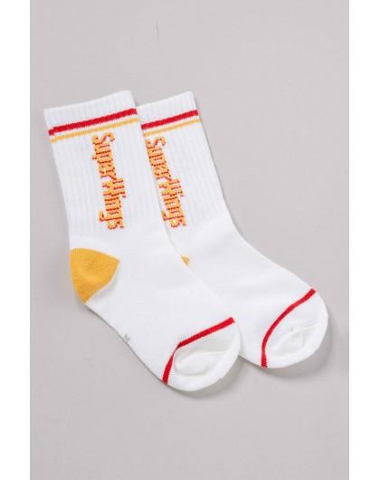 Носки с вышивкой SuperWings Manan