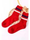Носки теплые с полоской Gufo