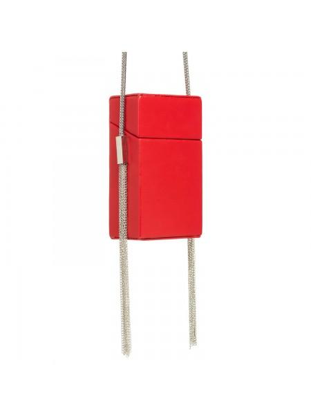 Сумка прямоугольной формы с кисточками Gufo