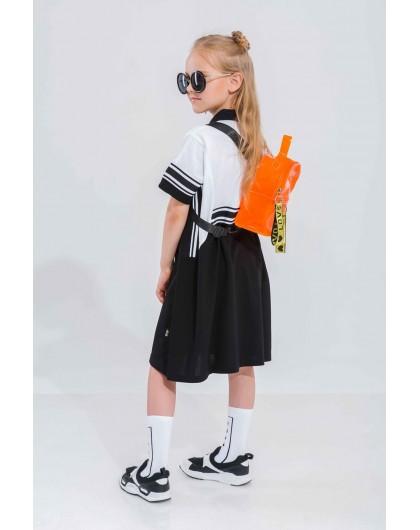 Рюкзак Manan прозрачный Mini Girl
