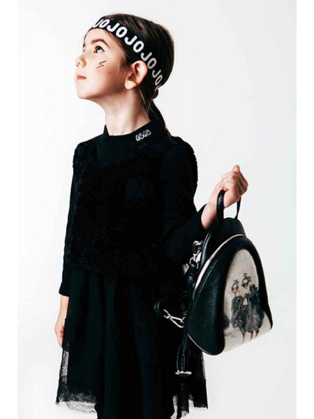 Рюкзак мини с принтом - девочки Gufo