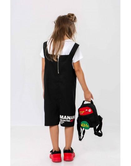 Комбинезон с шортами Manan