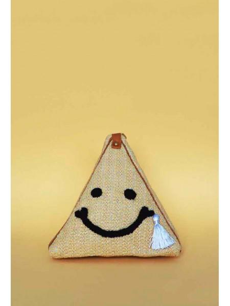Сумка треугольник смайл Gufo
