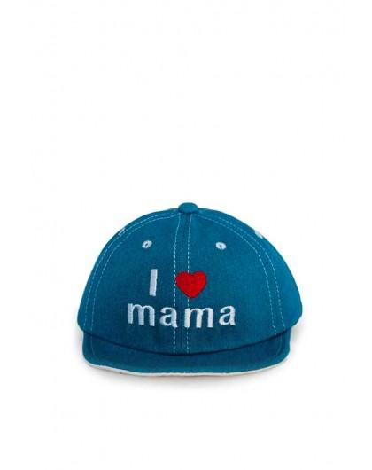 Кепка I LOVE MAMA/PAPA Gufo