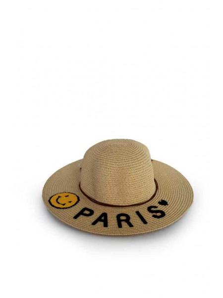 Шляпа соломенная PARIS Gufo