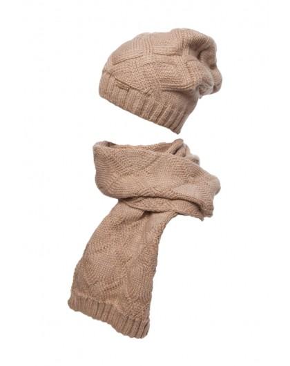 Комплект шапка с хомутом Gufo