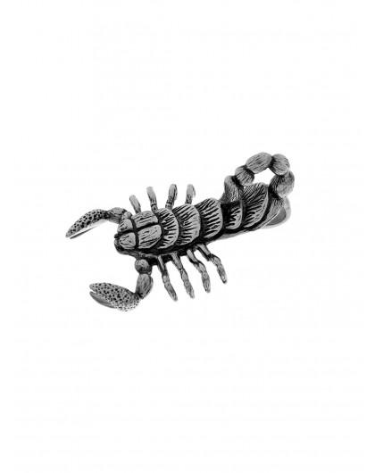 """Подвеска серебряная """"Скорпион"""" Gufo"""