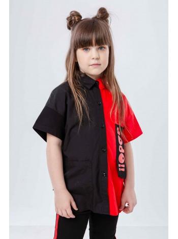Рубашка-футболка JO JO