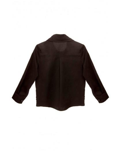 """Рубашка с принтом """"Прямоугольник"""" Manan"""