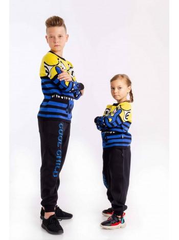 Штаны спортивные с надписью Cool Child JoJo
