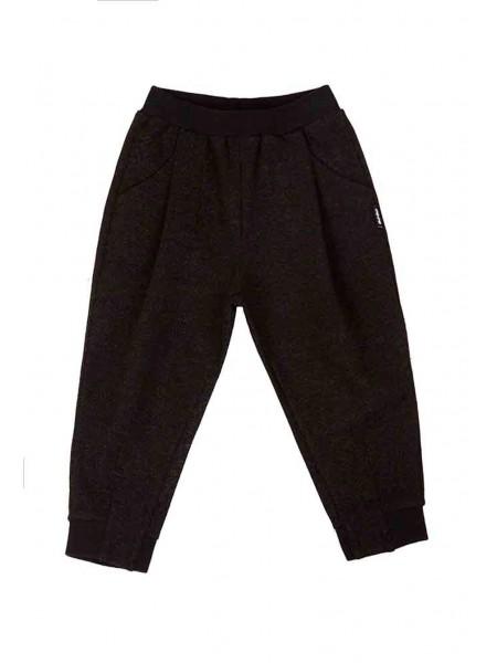Штаны с мотней из натуральной шерсти JO JO