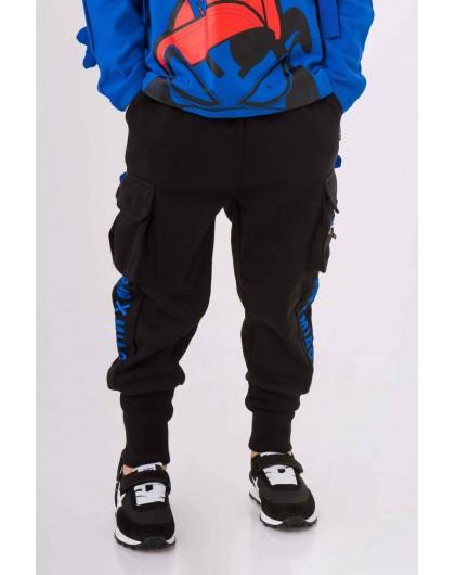 Штаны с накладными карманами JoJo