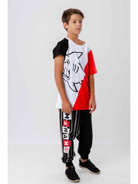 Спортивные ультрамодные штаны Manan