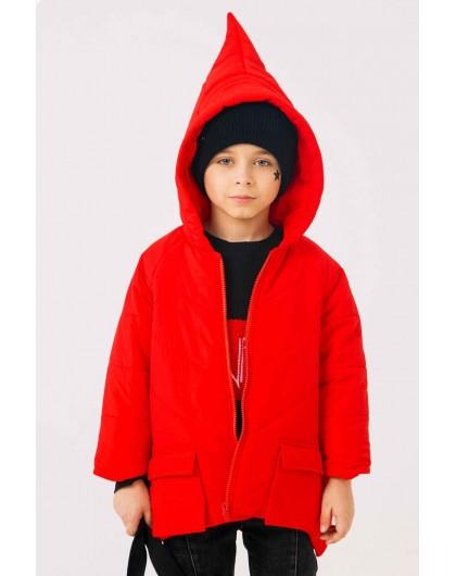 Куртка с острым капюшоном JoJo