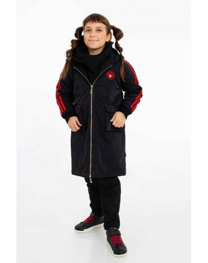 Куртка с накладными карманами  JO JO