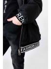 Куртка JO JO двухсторонняя  с капюшоном