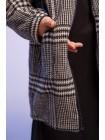Пальто двустороннее с капюшоном  JO JO