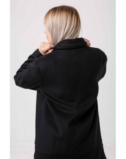 Пальто с эмблемой Electro House и полоской на груди JoJo