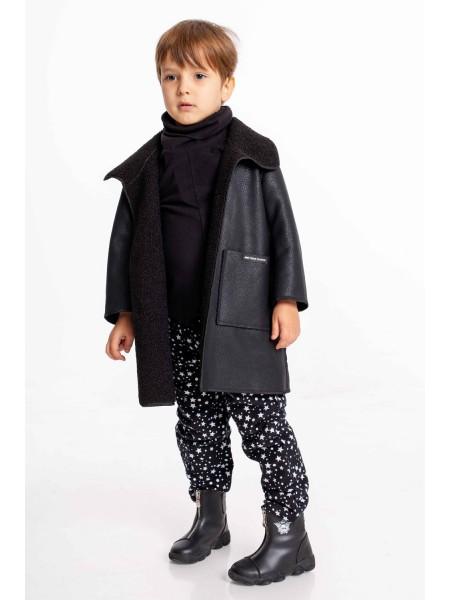 Пальто с подкладкой из овчины JoJo