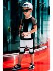 Хлопковый костюм (шорты+футболка) JO JO