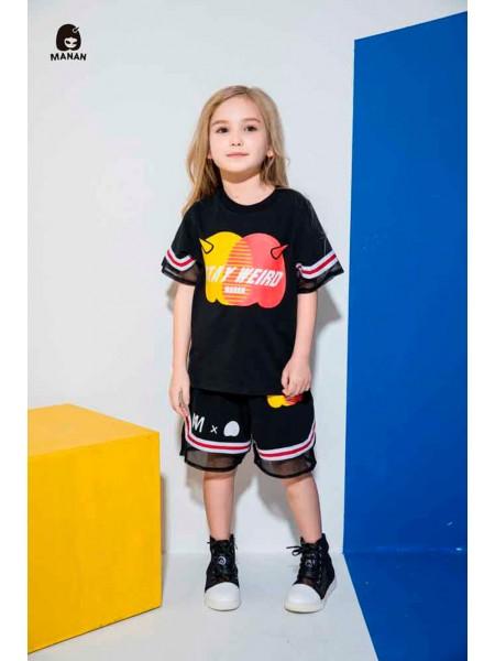 Костюм с шортами (футболка+шорты) master card Manan