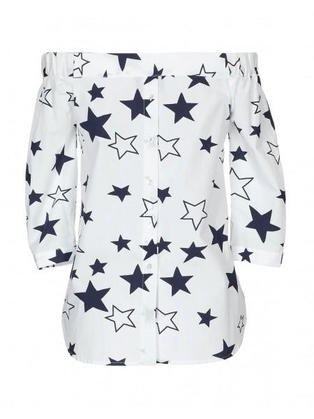 Блуза «Звездочки» Atos Lombardini