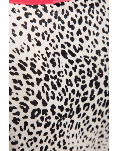 Майка леопардовая MODALITA