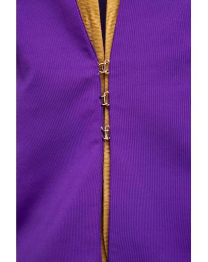 Пиджак с золотым воротом Waggon Paris