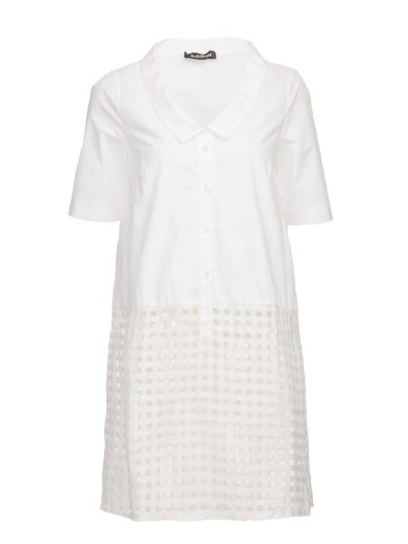 Платье –рубашка Baldinini