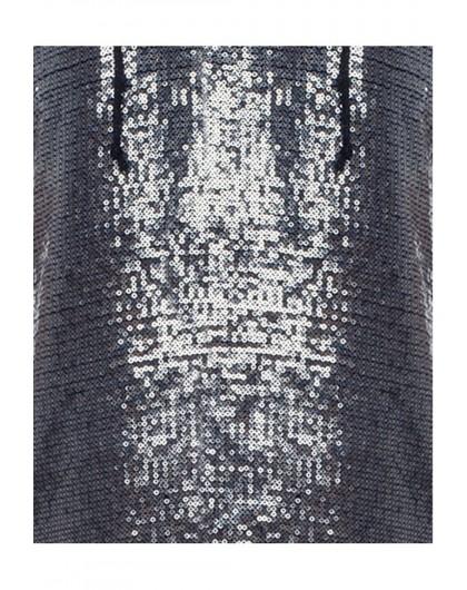 Платье с капюшоном Atos Lombardini