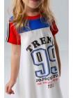 Платье хлопковое TREND 99 JO JO