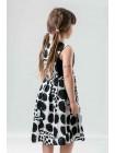 Платье «В горошек» JO JO