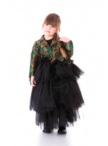 Платье жакет с юбкой JO JO