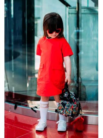 Платье из натурального льна JO JO