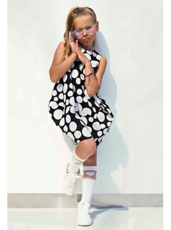 Платье в горошек JoJo