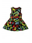 Платье в стиле поп-арт JO JO