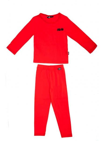 Хлопковая пижама JoJo