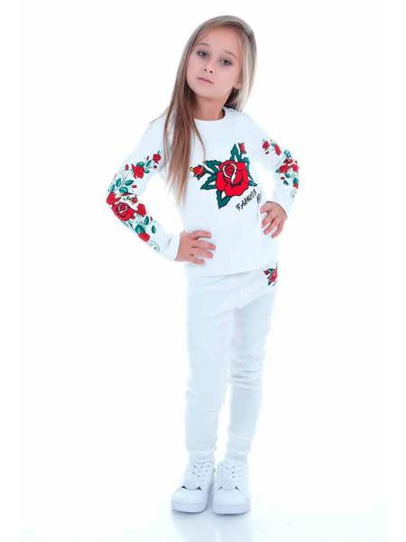 Термобелье - пижама с вышивкой JO JO