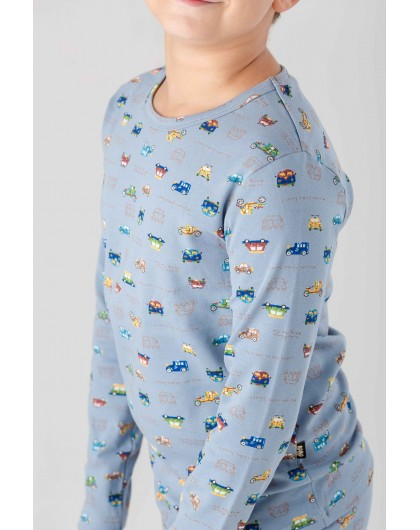 Пижама с машинками JO JO