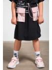 Платье с розовыми карманами Manan