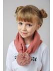 Шапка - шарф трансформер однотонная Manan