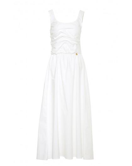 Платье со шнуровкой на спине Baldinini