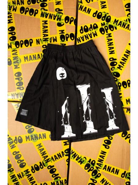 Юбка-шорты на запах Manan