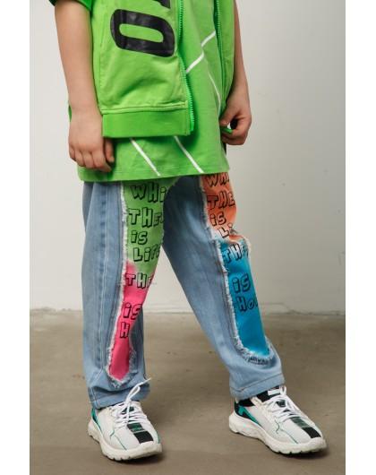Кроссовки сетчатые со шнуровкой Fashion Dog