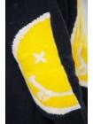 Свитер с жёлтым смайликом Manan