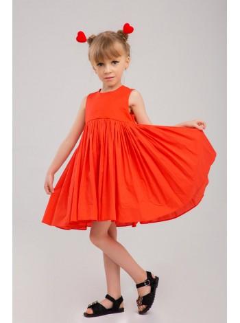 Платье хлопковое JO JO