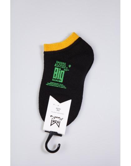 Носки с цветным манжетам Gufo